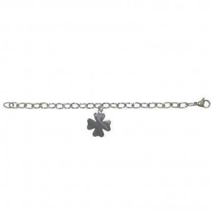 MJ Four Leaf Clover Bracelet