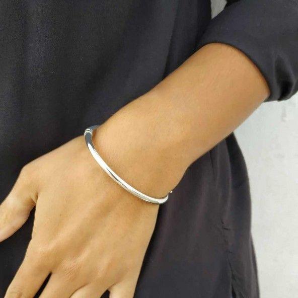 Bracelet Rigide Argent 925/1000