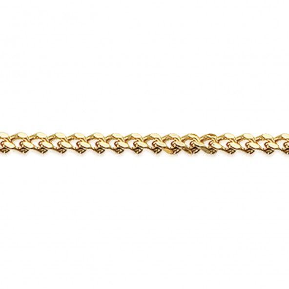 Link Bracelet Gold Plated