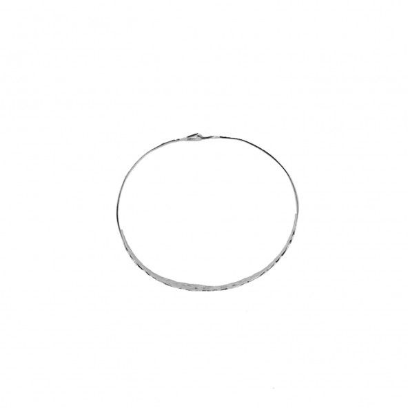 Bracelet Rigide Ailes Argent 975/1000
