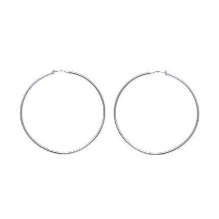 Steel Hoops 2mm and 7cm in diameter.