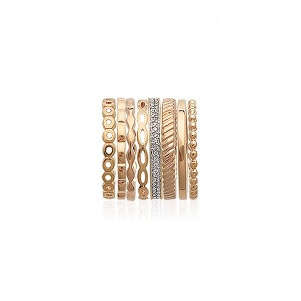 Gold Plated Wedding Ring with embossed wave 2mm.