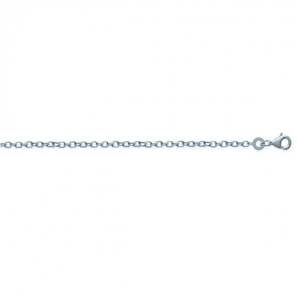 Chaine en Argent 925/1000 Forçat 60cm