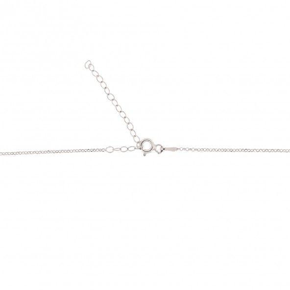 Colier Coeur Argent 925/1000 40cm-45cm