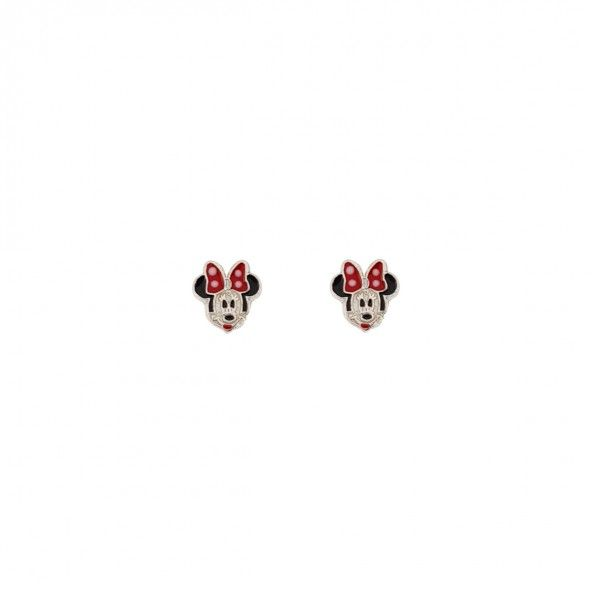 925/1000 Silver Mouse Earing 7mm.
