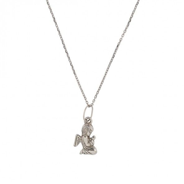 Bracelet Chapelet Argent 925/1000 16cm + 3 cm.