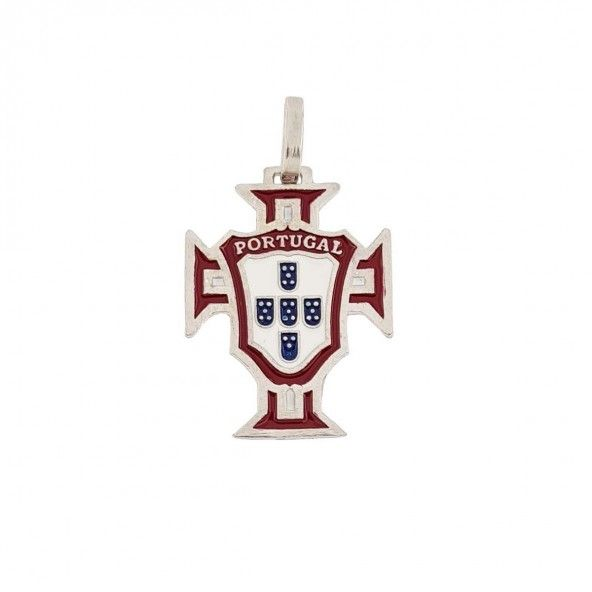 Medaille Croix du Portugal Argent 925/1000 22mm.