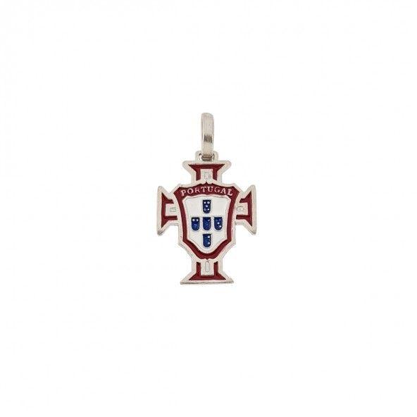 Medaille Croix du Portugal Argent 925/1000 17mm.